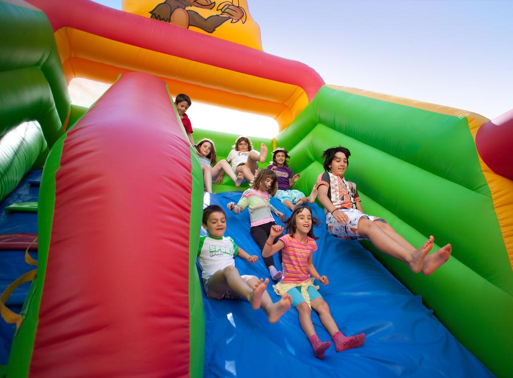 Бенидорм отдых с детьми