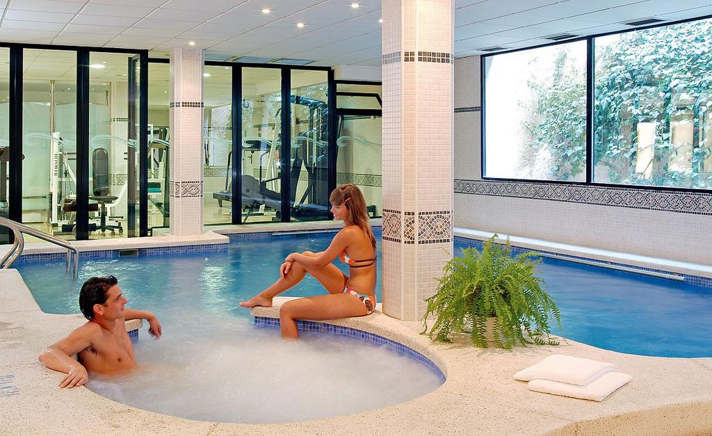 Бенидорм испания отель corona del mar евпатория